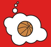 Basketball by Bubble-Tees.com Kids Clothes