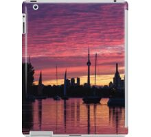 Of Yachts and Skylines iPad Case/Skin