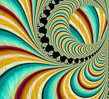 Candy Swirls by Steve Purnell