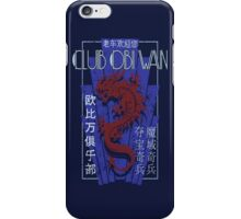 Club Obi-Wan iPhone Case/Skin
