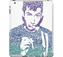 Alex Turner  iPad Case/Skin
