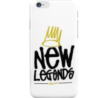 Dreamville - New Legends (Black Font) iPhone Case/Skin