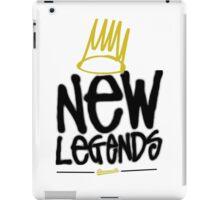 Dreamville - New Legends (Black Font) iPad Case/Skin