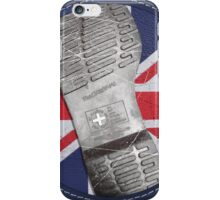 Dr. Martens Boot Sole union jack iPhone Case/Skin