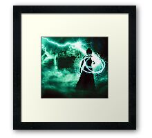 Swamp Witch Framed Print