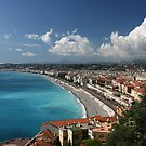 Nice Cote d&#x27;Azur by Christophe Testi