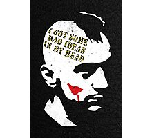 Taxi Driver, Travis Bickle Photographic Print