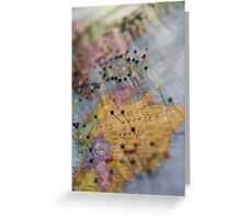 The Places You'll Go Greeting Card