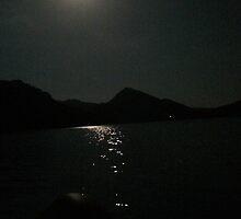 Moon by aodena