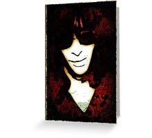 Joey Ramone, Ramones Greeting Card