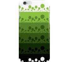 Green palette *cover edition iPhone Case/Skin