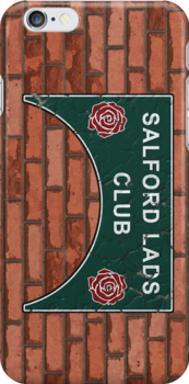 The Smiths Salford Lads Club by Celticana