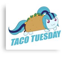 Sonata Dusk - Taco Tuesday Canvas Print