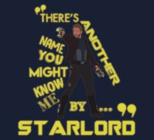 Starlord Quotes by Hazzardo