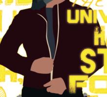 Starlord Quote 2 Sticker