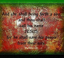 His Name Is Jesus by Ruth Palmer