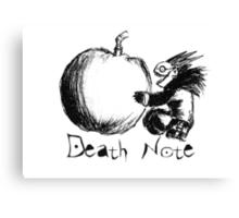 Death Note - Ryuk Canvas Print