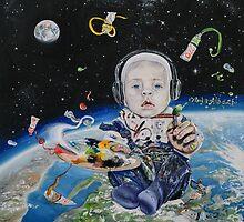 """My gravity"" by Arts Albach"