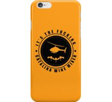 Step Brothers - Catalina Wine Mixer - Logo iPhone Case/Skin