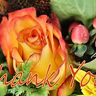 Thank you Card by MoreKeala