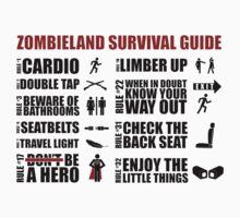 Zombieland Survival Guide T-Shirt