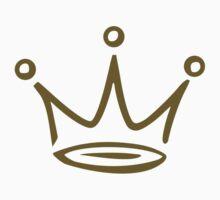 Crown gold by Designzz
