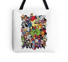 Lil Avengers Assemble! Tote Bag