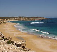 Coffin Bay Coastline, Eyre Peninsula, South Australia by pmitchell