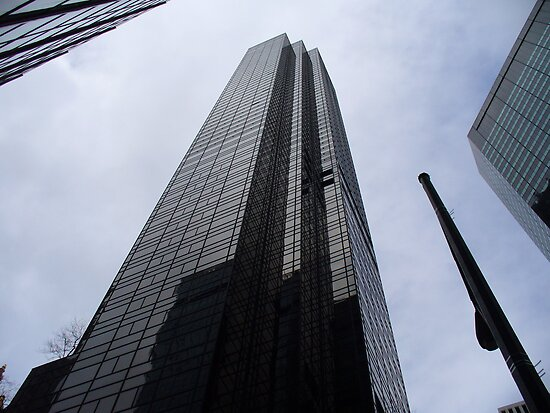 Towering Tower by nfsnyc
