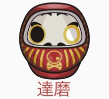 mikoto's Daruma Doll Kids Clothes