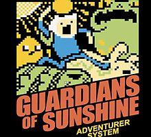 Guardians of sunshine by MonHood