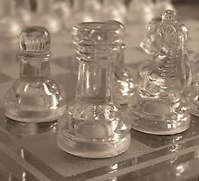 Chess Quarter by Chris Hanlon