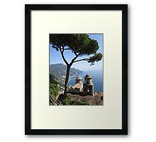 View from Ravello Framed Print