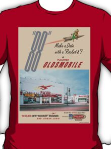 Retro Auto Ad for Platcher Oldsmobile Cadillac 1959 T-Shirt