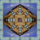 Photographic mandala by Nicholas Perry