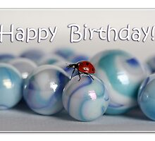 Happy birthday... by Ellen van Deelen