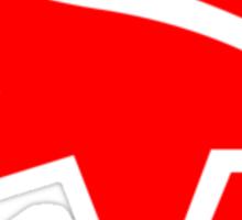 Mirror's Edge Logo Sticker
