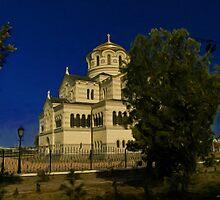St. Vladimir Cathedral5 by Jon Ayres
