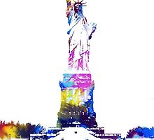 Statue of Liberty by BritishYank
