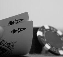 Pocket Aces by David Linkenauger