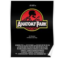 Anatomy Park - movie poster shirt Poster