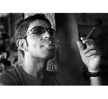 Cigar Photographic Print