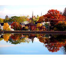 Trent River Photographic Print