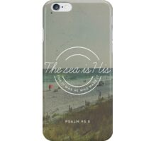 Psalm 95.5 iPhone Case/Skin