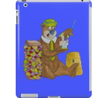 Larger Than the Average Dab iPad Case/Skin