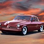 1953 Studebaker Custom Commander by DaveKoontz