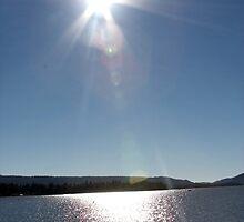 Big Bear Lake 12 o'clock sharp by Khoren Mirzakhanian