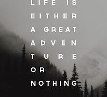 Adventure or Nothing by Zeke Tucker