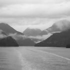 BC's Inside Passage (British Columbia, Canada) by Edward A. Lentz