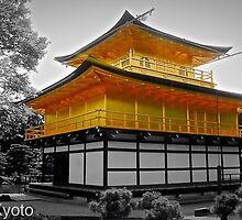 Temples japan by Rockiestcat